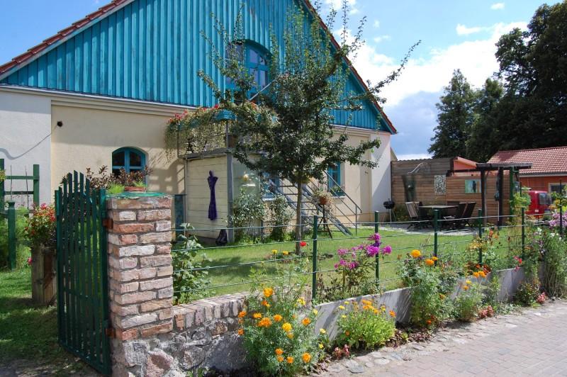 Glashütte Annenwalde - Garten