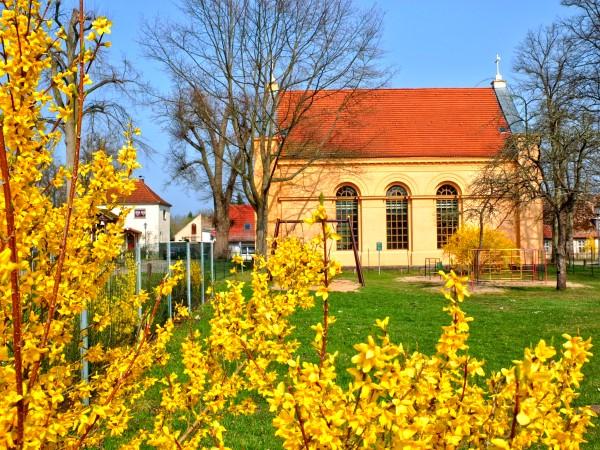 Schinkelkirche in Annenwalde