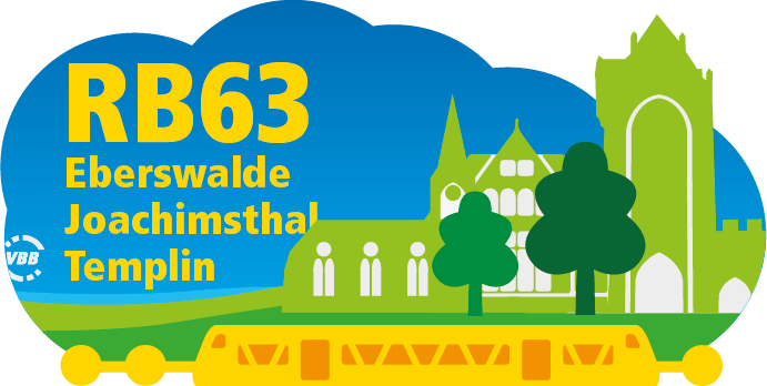 RB63 Logo der Schorfheidebahn